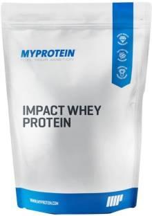 Myprotein Impact Whey Protein (1Kg, Chocolate Brownie)