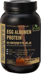 Sharrets Nutritions Alb Egg Albumen Powder (1Kg, Chocolate)