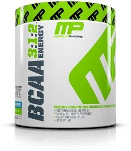 MusclePharm BCAA 3:1:2 (220gm, Raspberry)
