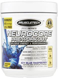 Muscletech Neurocore Pro Series Creatine (250gm, Raspberry)