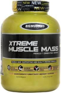 Big Muscle Xtreme Muscle Mass (2.72Kg, Chocolate)