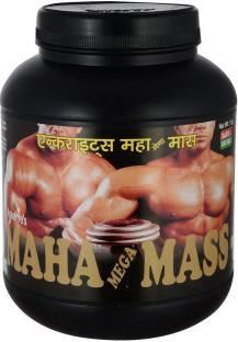 Ankerite Maha Mega Mass Gainer (2.5Kg, Chocolate)