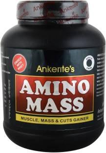 Ankerite Amino Mass Gainer (1Kg, Chocolate)
