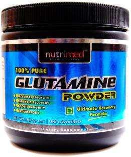 Nutrimed Pure Glutamine Powder (300gm)