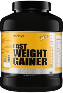 Medisys Fast Weight Gainer (3Kg, Banana)