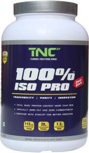 Tara nutricare 100% ISO Pro (1Kg, Strawberry)