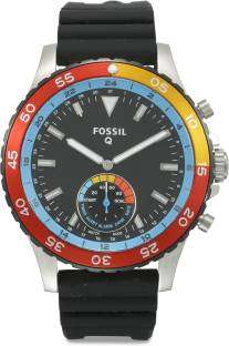 Fossil FTW1124 Crewmaster Analog Men's Watch (FTW1124)
