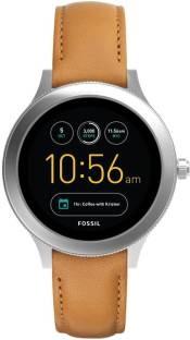 Fossil FTW6007 Venture Analog-Digital Black Dial Women's Watch (FTW6007)