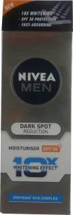 Nivea SPF 30 Pa++ Dark Spot Reduction Moisturiser For Men 40ml