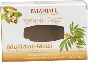 Patanjali Multani Mitti Body Cleanser75 g