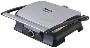 Inalsa Max Grill 4 Slices 2000 Watts Sandwich Press Toaster Grill