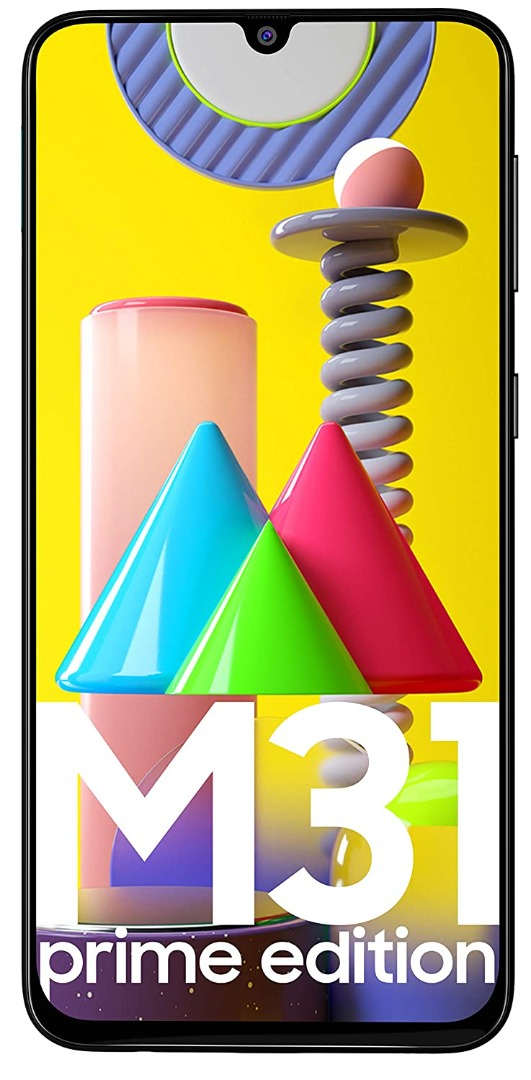 Samsung Galaxy M31 Prime Edition (6GB RAM | 128GB Storage)