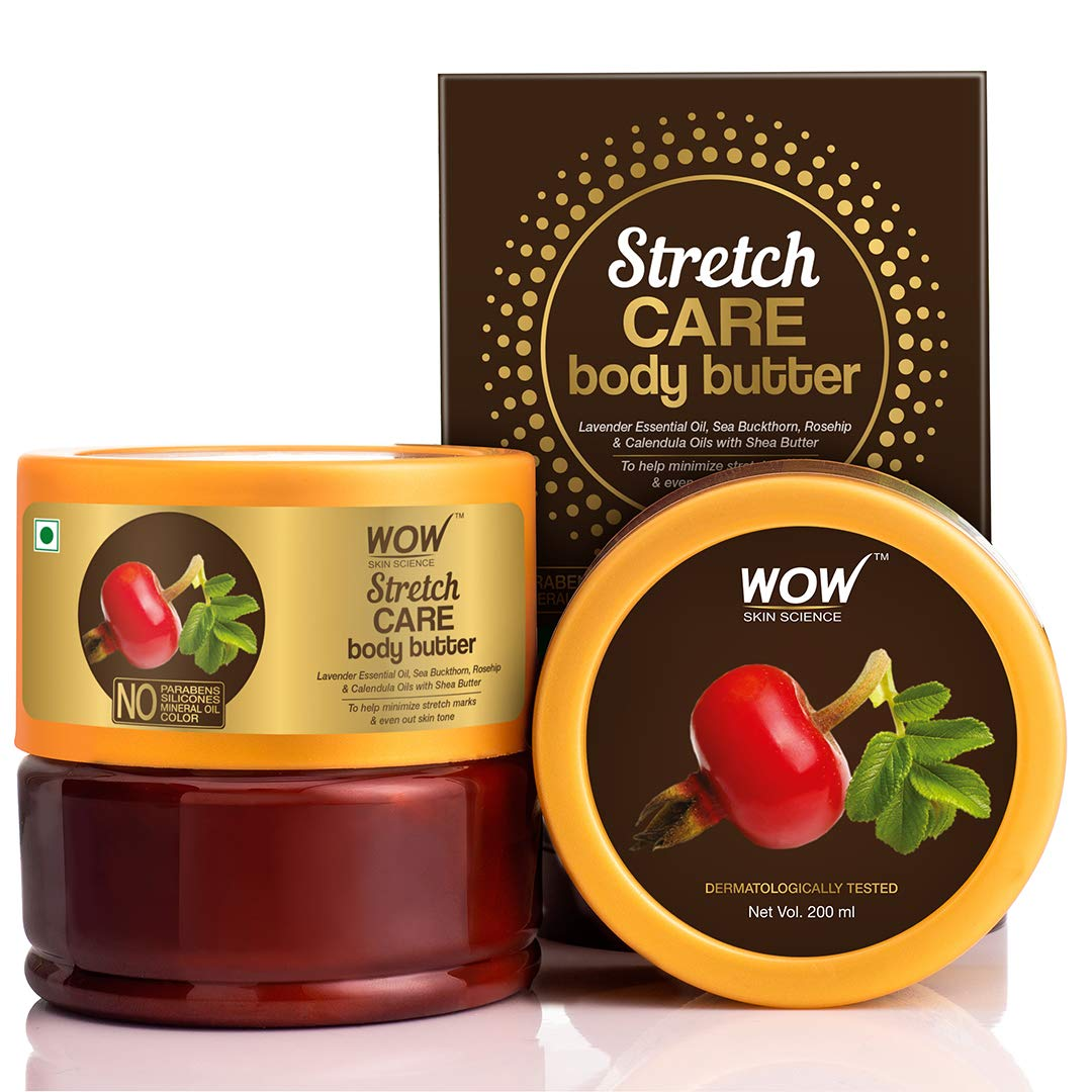 Wow Stretch Care Body Butter