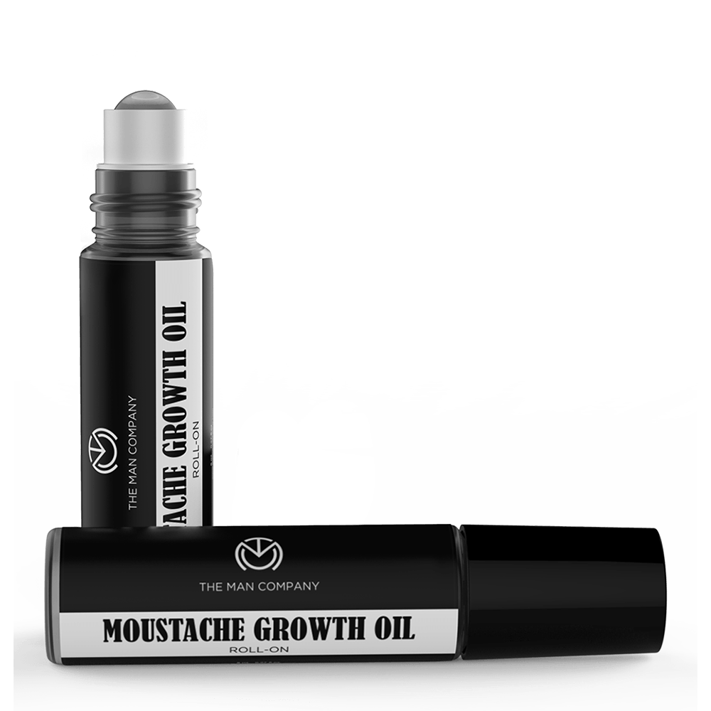 The Man Company Moustache Growth Oil