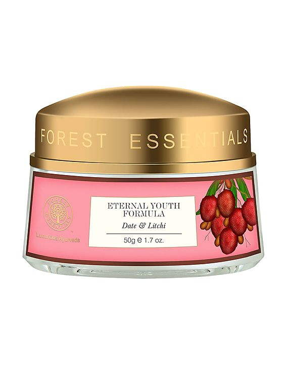 Forest Essentials Date And Litchi Eternal Youth Formula (50gm)