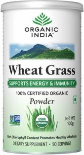 Organic India Wheat Grass Powder (100gm)