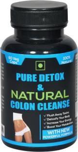 Perennial Lifesciences Pure Detox And Natural Colon Cleanse (60 Capsules)