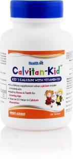 HealthVit Calvitan-Kid Kidââ'Ãâ€Å
