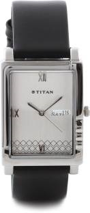 Titan NH1508SL01 Classique Analog White Dial Men's Watch (NH1508SL01)