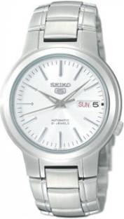 Seiko SNKA01K1 Analog White Dial Men's Watch (SNKA01K1)