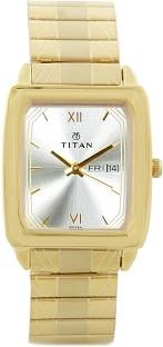 Titan Karishma NH1581YM04 Analog Multi Color Dial Men's Watch (NH1581YM04)