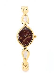 Titan Raga NH2455YM02 Analog Red Dial Women's Watch (NH2455YM02)