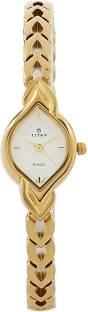 Titan Raga NH2252YM01 Analog Silver Dial Women's Watch (NH2252YM01)