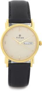 Titan Karishma NH1445YL05 Analog Men's Watch (NH1445YL05)