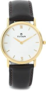 Titan NH1006YL08 Classique Analog Multi Color Dial Men's Watch (NH1006YL08)