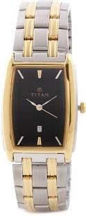 Titan Regalia NH1163BM02 Analog Men's Watch (NH1163BM02)