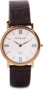 Titan Edge NH679WL01 Analog Watch (NH679WL01)