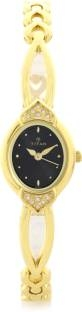Titan Karishma NH2468YM06 Analog Black Dial Women's Watch (NH2468YM06)