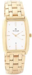 Titan NH1163YM02 Royal Analog Beige Dial Men's Watch (NH1163YM02)