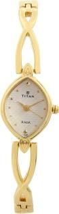 Titan NH2250YM07 Analog Multi Color Dial Women's Watch (NH2250YM07)
