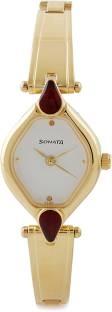 Sonata NH8063YM05C Analog Watch (NH8063YM05C)