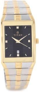 Titan Karishma NH9151BM02 Analog Black Dial Men's Watch (NH9151BM02)
