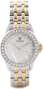 Titan Purple NE9798BM02 Analog Watch (NE9798BM02)