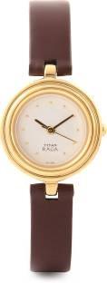 Titan Raga NH2498YL01 Analog Multi Color Dial Women's Watch (NH2498YL01)