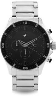 Fastrack ND3072SM01 Chronograph Analog Watch (ND3072SM01)