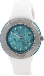 Sonata NH8991PP02 Fashion Fibre Analog Blue Dial Women's Watch (NH8991PP02)