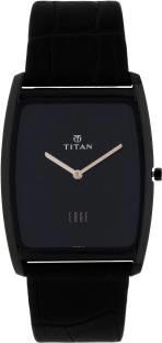 Titan NH1596NL01 Analog Black Dial Men's Watch (NH1596NL01)