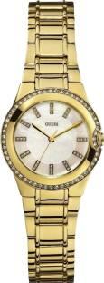 Guess W12654L1 Silver Dial Analog Women's Watch (W12654L1)