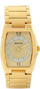 Sonata NG7998YM01AC Gold Dial Men's Watch (NG7998YM01AC)