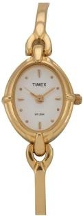 Timex LK04 Classics Analog White Dial Women's Watch (LK04)