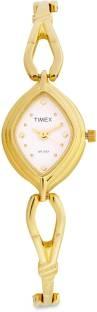 Timex LS07 Classics Analog Silver Dial Women's Watch (LS07)