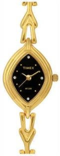 Timex LS04 Classics Analog Black Dial Women's Watch (LS04)