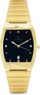 Titan Karishma NH9315YM03 Analog Black Dial Men's Watch (NH9315YM03)