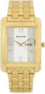 Sonata 7953YM03J Analog Watch (7953YM03J)