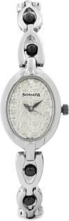 Sonata 8048SM04C Analog multicolor Dial Women's Watch (8048SM04C)