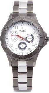 Timex T2P038 E-Class Analog Watch (T2P038)